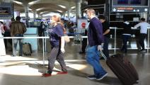 مطار الملكة علياء في الأردن/ Getty
