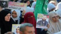 الأسرى الفلسطينيون يتحدثون عن وضع كارثي بسجن عسقلان (Getty)