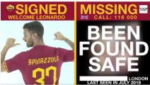 فريق روما ينجح في العثور على 6 أطفال مفقودين