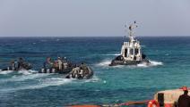 ناقلة نفط ليبيا