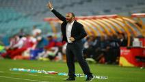 جمال بلماضي مدرب المنتخب الجزائري