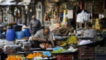 أسواق دمشق في رمضان (لؤي بشارة/فرانس برس)