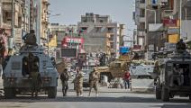 الجيش المصري/سيناء/Getty