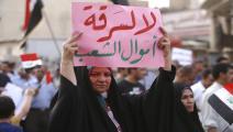 احتجاج ضد الفساد في العراق