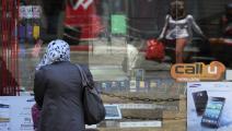 فلسطين/اقتصاد/اتصالات فلسطين/14-08-2015 (فرانس برس)