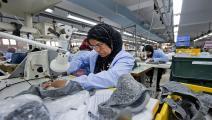 مصنع في تونس (نيكولا فوكيه/Getty)