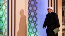 سياسة/شيخ الأزهر/(سامر عبدالله/الأناضول)