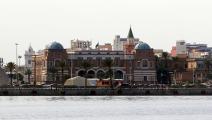 ليبيا/اقتصاد/البنك المركزي الليبي/08-03-2016 (فرانس برس)