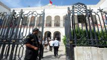 محكمة تونسية- فرانس برس