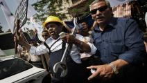 عيد العمال في مصر غيتي