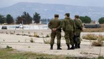 سورية/قاعدة حميميم القوات الروسية/سياسة/بول غيبتو/فرانس برس