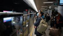 الصين شنغهاي فيروس كورونا Yves Dean/Getty
