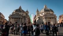 احتفالات العيد الوطني في إيطاليا (أندريه رونشيني/Getty)