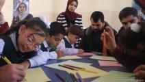 """أنشطة """"أبي اقرأ لي"""" في غزة (عبد الحكيم أبورياش)"""