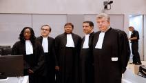 المحكمة الجنائية الدولية (باس كازروينسكي/فرانس برس)
