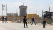 فلسطين- مجتمع- سجن عوفر الإسرائيلي (عصام ريماوي- الأناضول)