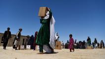 امرأة أفغانية 1 - أفغانستان - مجتمع