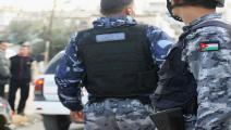 عناصر من قوات الأمن الأردنية (Getty)