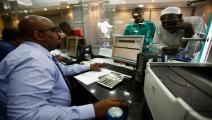 بنك في السودان(أشرف شاذلي/ فرانس برس)