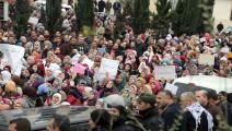 المعلمون الفلسطينيون يواصلون إضرابهم عن العمل