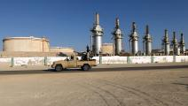 النفط الليبي-اقتصاد-18-9-2016 ( عبدالله دومة/فرانس برس)