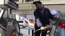 محطة وقود في مصر (العربي الجديد)