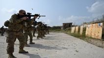 قوات أميركية أفغانستان (وكيل كوهسار/فرانس برس)