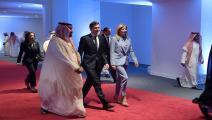 السعودية/سياسة/كوشنر وبن سلمان/(مانديل نغان/فرانس برس)