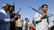 انتشار السلاح في العراق(أوليغ نيكيشين/Getty)