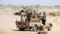 اليمن/سياسية/قوات الشرعية/(صالح العبيدي/فرانس برس)