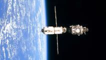 أقمار اصطناعية/الفضاء/Nasa/Getty