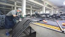 مصنع في الصين (Getty)