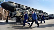 السلاح الروسي-اقتصاد-30-8-2017(الكسندر نيمينوف/فرانس برس)
