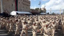 الجيش الليبي/سياسة/حازم توركيا/الأناضول