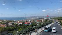 شوارع مطار إسطنبول الجديد تركيا 0090