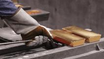 شهية المستثمرين للمخاطر أخمدت بريق الذهب (Getty)