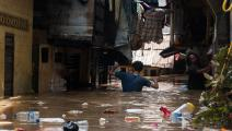 فيضانات إندونيسيا/ غيتي/ مجتمع