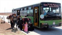سوريون يعبرون من تركيا لقضاء العيد(فيسبوك)