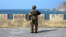 بحر الصين/سياسة/غيتي