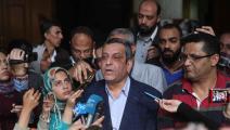 نقابة الصحافيين المصريين\يحيى قلاش\العربي الجديد