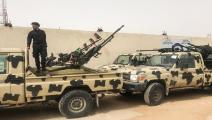 قوات حفتر/ ليبيا