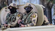 جنديان مصريان