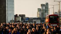 """اقتصاد بريطانيا أمام تحديات كبيرة بعد """"بريكست"""" (Getty)"""