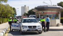 الشرطة التركية (فرانس برس)