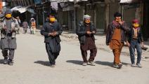 كورونا - أفغانستان (هارون صاباوون/وكالة الأناضول)