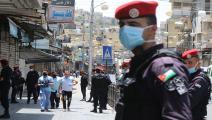 تزايد إصابات فيروس كورونا في الأردن (Getty)