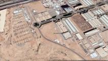 السعودية/مفاعل نووي/مدينة الملك عبد العزيز للعلوم/غوغل إيرث/بلومبيرغ