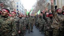 الحرس الثوري الإيراني-سياسة-فاطمة بهرمي/الأناضول