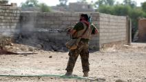 الأطراف العراقية تتنصل من مسؤوليتها عن الخطف(أحمد الربيعي/فرانس برس)