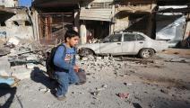 أطفال سورية/غيتي/ مجتمع